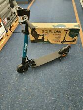 SOFLOW SO2 E-SCOOTER SOFLOW GREEN (EKFV)