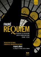 Nuevo Chen Reiss ,Matthias Goerne, E - Fauré: Requiem - Paavo Järvi & - DVD 5