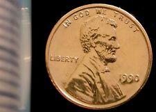 1990-P Philadelphia Mint Lincoln Memorial Penny BU