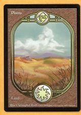 Vintage Magic | MTG Unglued Plains Full Artwork Basic Land | NM/Mint UNPLAYED