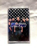 MC Five Invincible NEW and Factory Sealed Cassette