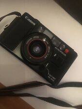 VINTAGE CANON AF35M  35mm COMPACT AUTO FOCUS CAMERA 38mm 1:28 Made In Japan