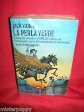 JACK VANCE La perla verde 1986 Fantacollana Nord 1a Ediz
