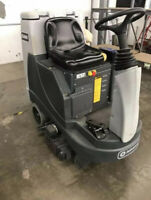 Advance ES4000 Ride-On Battery Powered Riding Carpet Extractor Will Ship!!
