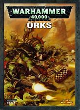 CODEX Orki - Orks WARHAMMER 40K 40000 English
