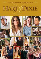 Hart of Dixie-Staffel 1-4 [2015] (DVD)