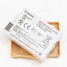 Original Canon LP-E8 LPE8 Battery for Canon EOS 550D 600D X4 X5 T2i T3i LC-E8