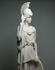 Athene Minerva Griechische Römische Göttin Handgefertigte Statue Skulptur