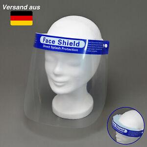 Gesichtsschirm Augenschutz Gesichtsschutz-Visier SpuckSchutz