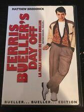 Ferris Buellers Day Off (DVD, 2006, Canadian French)