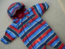 ⭐️JOJO MAMAN BEBE ⭐️ Waterproof Fleece Lined All In One Snowsuit 0-3m IMMACULATE