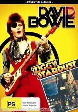 DAVID BOWIE - Ziggy Stardust - Rock Milestones DVD Essential Albums BRAND NEW R4