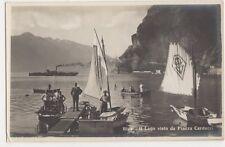 Italy, Riva, Il Lago Vista da Piazza Carducci RP Postcard, B318
