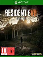 Xbox One Spiel Resident Evil 7 Biohazard NEUWARE