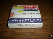 NOS Yamaha Piston Ring 1.00 1983 YZ80 22W-11601-40