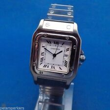 Cartier Square Wristwatches with Date Indicator