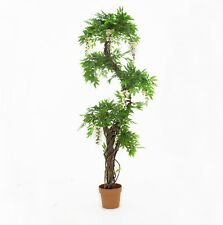 Flowering Japanese Fruticosa Artificial Trees & Plants | 6ft Artificial Topiary