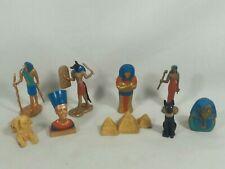 Safari Egyptian Figures Play Set Ancient Egypt Tomb Figure Lot
