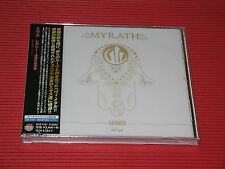 MYRATH Legacy  with Bonus Track  JAPAN CD