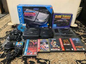 Sega CD Video Game System Console
