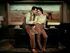 Rock Hudson, Elizabeth Taylor - Giant (1956)    -  8 1/2 X 11