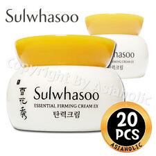 Sulwhasoo Essential Firming Cream EX 5ml x 20pcs (100ml) Sample Newist Version