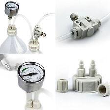 DIY CO2 Generator System Kit D201 Tube Valve Guage For Aquarium Water Plant Tank