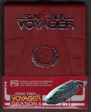 Star Trek Voyager, Season 4 - DVD, 7 Disc Box Set - Hardcase Limited Edition