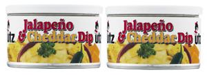 Utz Jalapeno Cheddar Dip 2 Pack