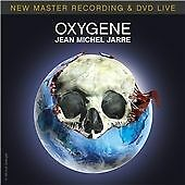 Jean Michel Jarre : Oxygene: New Master Recording and DVD Live CD 2 discs