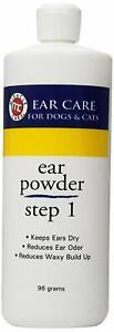 Miracle Care Rich Health R7 Ear Powder 96 Gram Step 1 Removes Unpleasant Odors