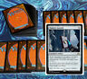 mtg BLUE WHITE CLUES DECK Magic the Gathering rare 60 cards SOI tamiyo's journal