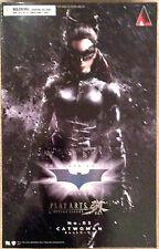 Catwoman Square-Enix Batman Dark Knight Selina Kyle Play Arts Kai Action Figure