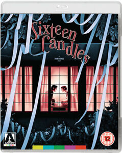 SIXTEEN CANDLES  (Arrow Video) [Blu Ray]  Brand New Condition