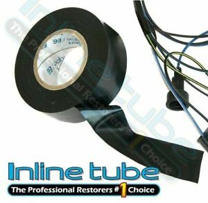 1 Roll Factory Electrical Non Adhesive Wiring Harness Friction Tape OEM C NOS OE