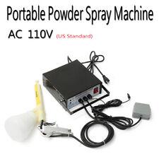 110V PC03-5 Portable Electrostatic Spray Gun Machine Powder Coating System CE