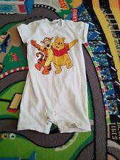 Winnie Pooh Schlafanzug Gr.86 von H&M