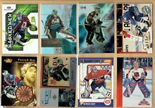 1990's   Patrick Roy  Lot  8 Different