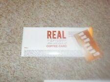 Real Secrets Coffee Card
