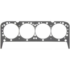 "Fel Pro Cylinder Head Gasket 1044; Steel Core Laminate .051"" 4.200"" for SBC"