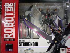 STRIKE NOIR GUNDAM ANIMATION ROBOT SPIRITS DAMASHII ANIME ACTION FIGURE