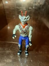 Vintage Vinnie Galoob Biker Mice From Mars Figure 1993 Retro Mouse!