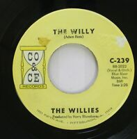 Hear! Northern Soul Mad Mike 45 The Willies - The Willy / Say You'Re Mine Again