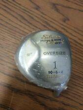Silver cloud golf club head oversize 1 90-6-4 titanium