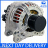 FITS VW GOLF MK5 1.4/1.6/2.0/3.2 PETROL FSI/TSI/GTI 2004-13 140AMP RM ALTERNATOR