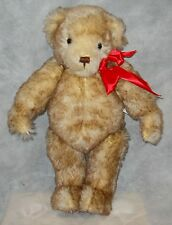 "Harrod'S Merrythought Growler Bear, 16"" Mohair Plush, Fully Jointed, Lim. Ed.!"