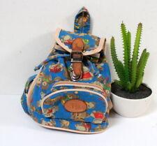 Mini sac à dos baroudeur rétro vintage enfant