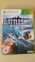 BATTLESHIP BY ACTIVISION GREAT RARE MICROSOFT XBOX 360 GAME PAL COMPLETE VGC