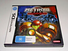 Metroid Prime Hunters Nintendo DS 2DS 3DS Game *Complete*