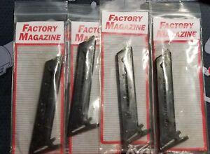 HIGH Hi STANDARD Factory MILITARY 10rd  22LR Magazine MAG Gun Part NEW